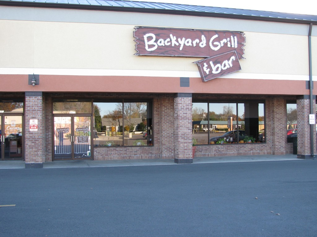 Loves Park, IL Backyard Grill and Bar