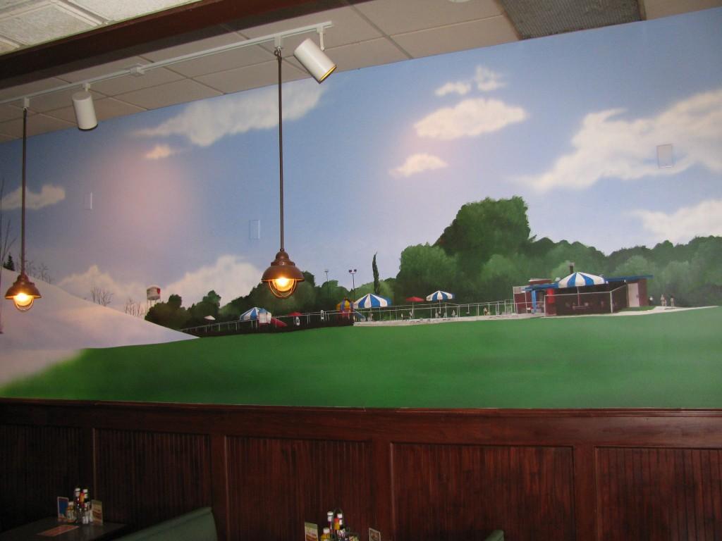 Loves Park, Illinois Backyard Grill and Bar   Backyard ...